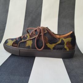 Bensimon sneakers. Mt. 38. Camouflagekleuren.