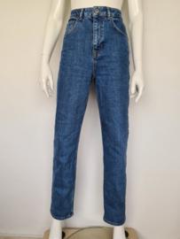 Joline Jolink DAD jeans. Mt. XS. Lichtblauw.
