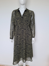 Catwalk Junkie maxi dress. Mt. XL. Dierenprint.