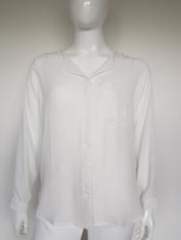 Selected Femme blouse. Mt. 42. Crème/voile.