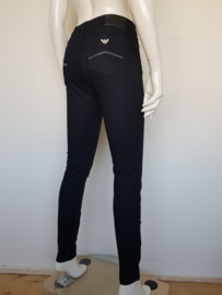 Emporio Armani jeans skinny fit. Mt. 28. Donkerblauw.