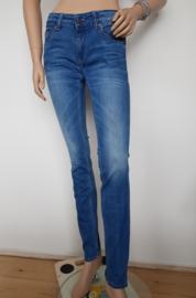 Skinny jeans Tommy Hilfiger. Type Sophie. Mt. 29/32. Blauw.