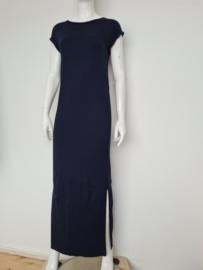 Esprit maxi dress. Mt. S. Donkerblauw.