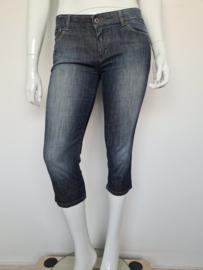 Dolce & Gabbana capri jeans. Mt. 30. Blauw.