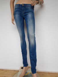 Jegging Guess. Mt. 26. Blauw.