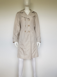Cover trenchcoat. Mt. 40. Sand