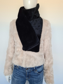 Ugg Australia shawl. Langwerpig/faux fur.