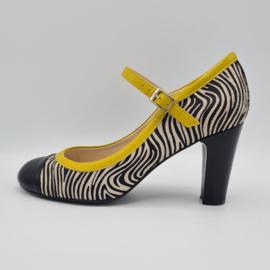 My Sweet Shoe pumps. Mt. 38. Zebraprint.
