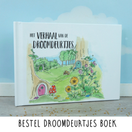 Boek Droomdeurtjes beginverhaal  (set van 5 boeken)