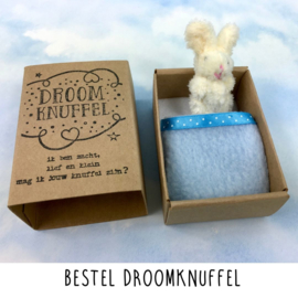 Droomknuffel Wit