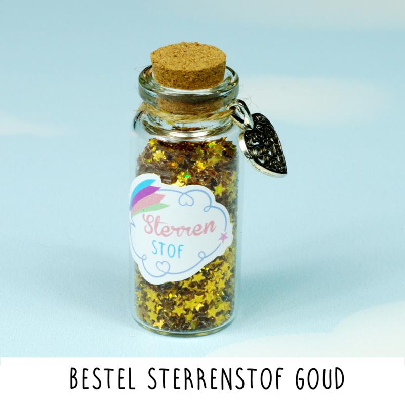 Sterrenstof Goud