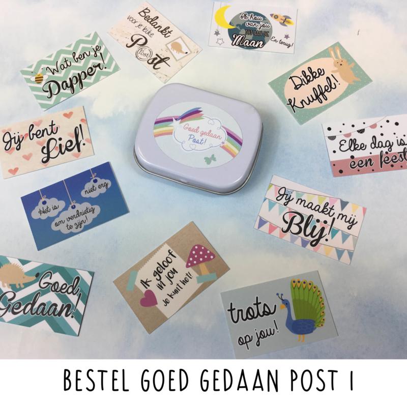Goed Gedaan Post versie 1
