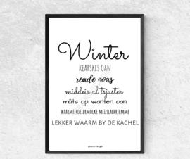 Poster - Winter