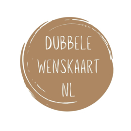 Dubbele wenskaarten NL