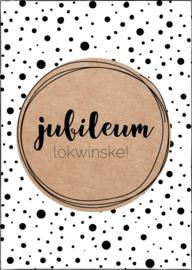 Kaart | A6 | Jubileum!