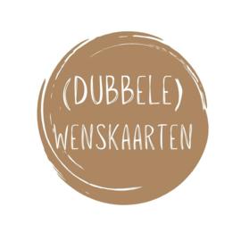 Dubbele wenskaarten | Frysk