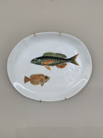 "Sierbord wabi sabi ""Two Fish"""