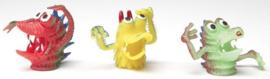 ZD 0567 ( monster finger puppet )