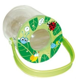 H 059 ( bug jar with magnifying ) ----- 6 pcs in display