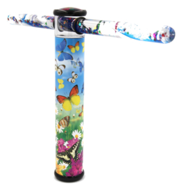 GA 021 ( liquid motion kaleidoscope large butterfly )
