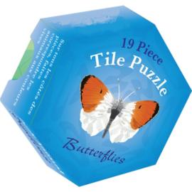 BB 04 ( animal tile puzzle butterflies )