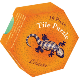 BB 04 ( animal tile puzzle lizards )