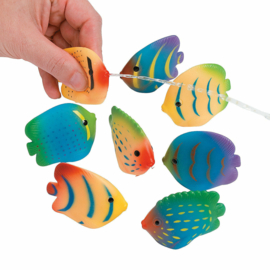 AM 106 ( water squirter tropical fish )