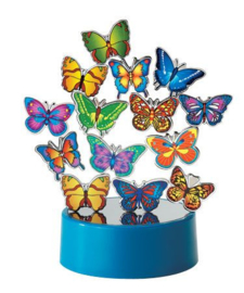 GM 0059 ( magnetic sculptures butterfly )