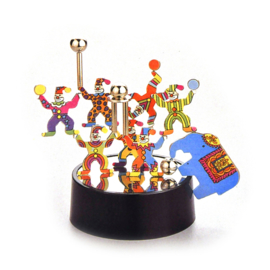 GM 0058 ( magnetic sculptures circus )