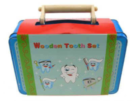 H 058 ( dentist suitcase )