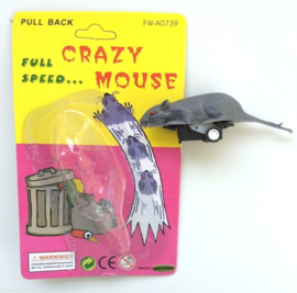 CFC 1811 ( crazy mouse pull back )