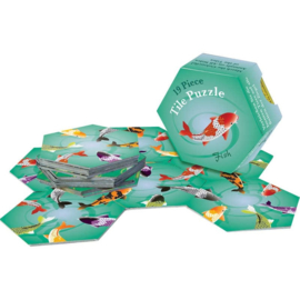 BB 04 ( animal tile puzzle fish )