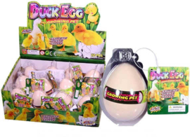 AT 2886 ( growing egg duck ) ----- 12 pcs in display