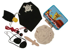 H 057 ( pirate's suitcase )