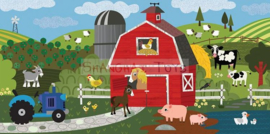 KK ( postcard a day on the farm )