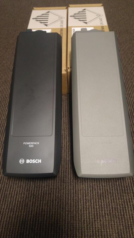 Bosch accu's 500 watt