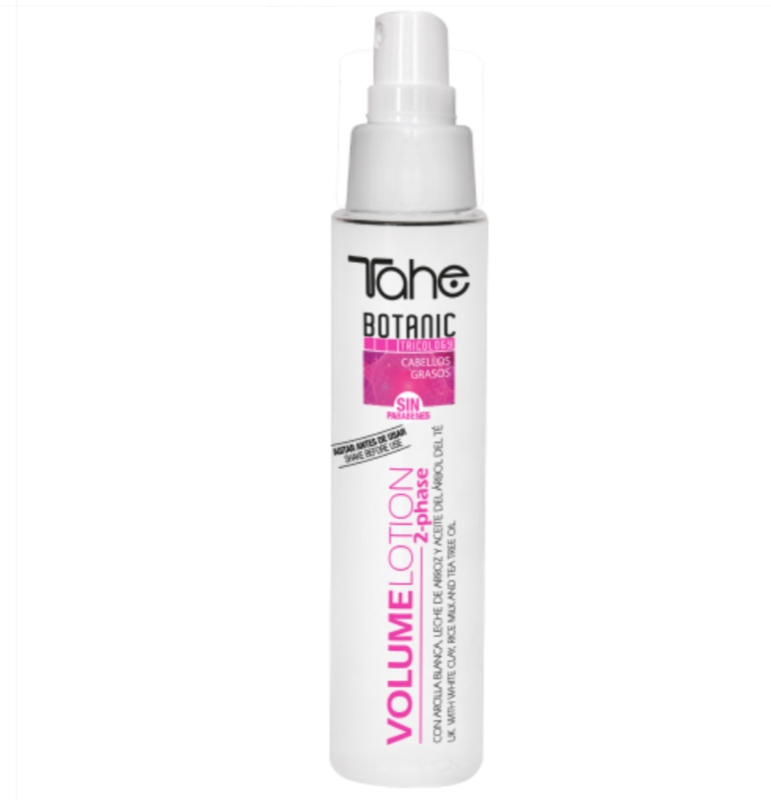VOLUMISING LOTION FOR OILY HAIR