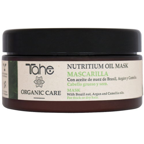 Mask Nutritium Oil (For thick and dry hair)
