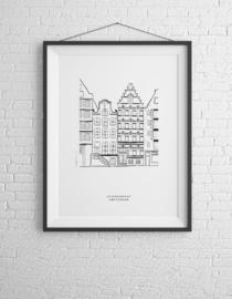 Huisportret | Illustratie op maat