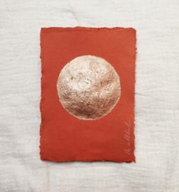 Volle maan  - Terra/Brons - A6