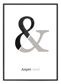 Poster - Ampersand
