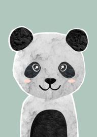 Poster Pandabeer