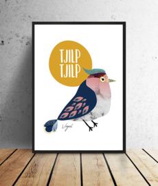 Poster Vogel