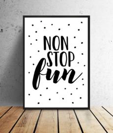 Poster Non stop fun