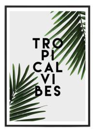 Botanische poster - Tropical Vibes