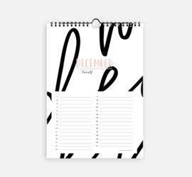 Speciale dagen kalender - What do we celebrate today?