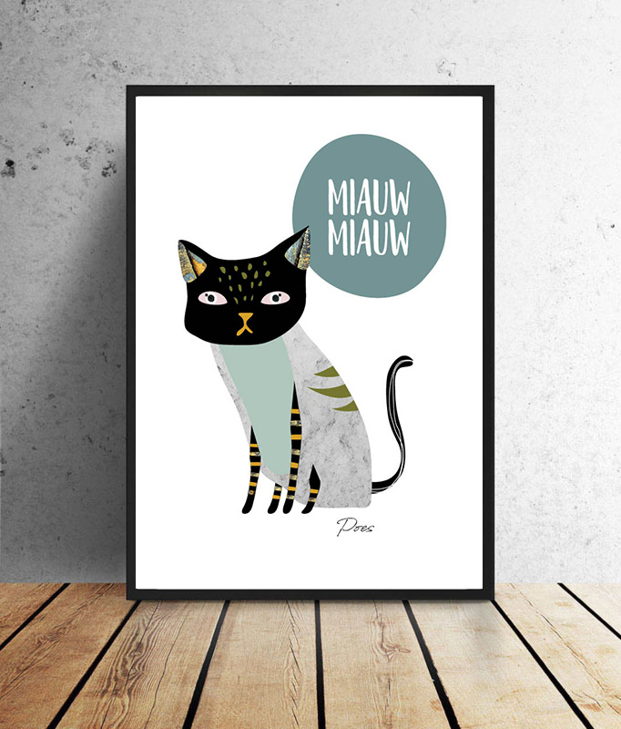 Poster Poes
