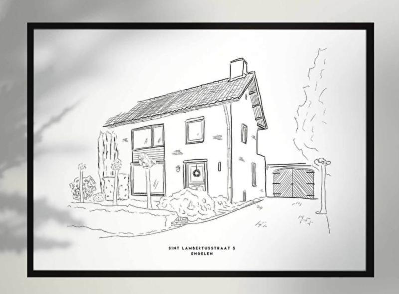 Huisportret