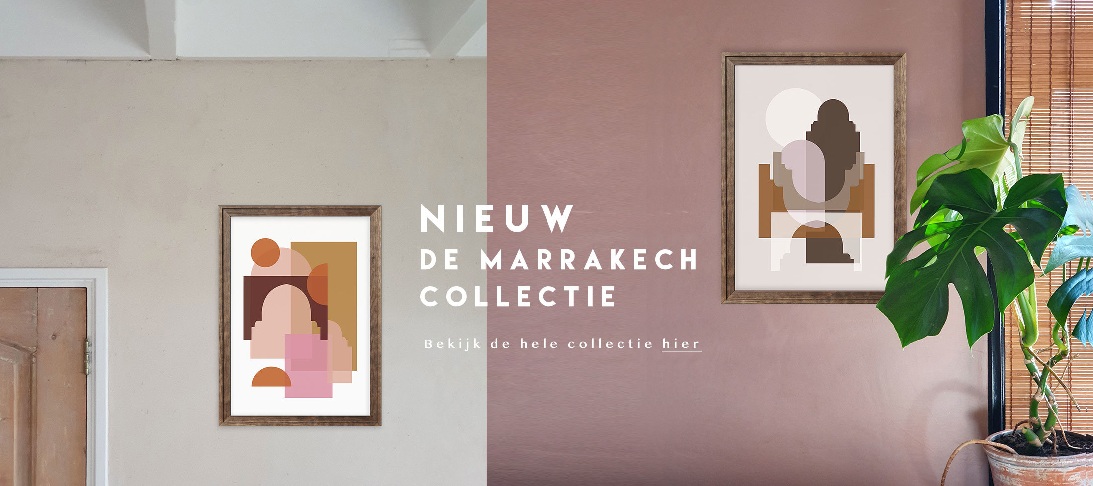 Marrakech collection interieur posters