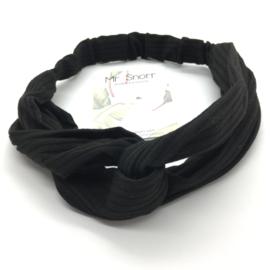 Haarband // zwart